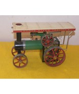 "Vintage ""Mamod TE1A"" Steam Roller Wilesco Made In England - $400.00"