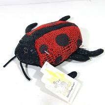 Disney Ladybug Bean Bag Finger Puppet Plush Toy Multicolor - $10.88