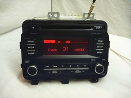 2014 2015  Kia Optima Factory Radio Cd Player MP3 Sirius 96170-2TBA0CA C... - $38.99