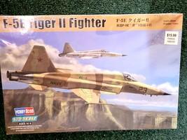 Hobbyboss 1/72 Northrup F-5E Tiger II Airplane Model kit #80207 New sealed! - $14.00