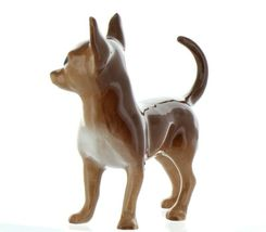 Hagen Renaker Pedigree Dog Chihuahua Large Brown and White Ceramic Figurine image 7