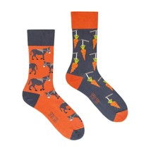 Snow Little Dots Rutabaga III DTG Socks