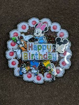 Disney Pin Trading DLP Disneyland Paris Happy Birthday Fab Five Spinner Pin - $9.89