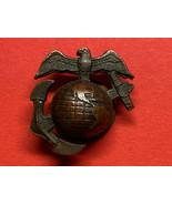 USMC, P1926 EGA COLLAR DEVICE, DROOP WINGS, CHINA MARINE, SINGLE, VINTAGE - $113.85