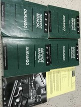 2004 DODGE DURANGO Service Repair Shop Manual Set W Data Book + Bulletin... - $153.40