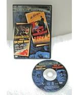 Double Feature FrankensteinMeets Wolf Man House of FrankensteinHallowe... - $8.42