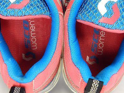 Scott 2014 MK4 Atheltic Running Shoes Women's Size US 8 M (B) EU 39 Blue $130