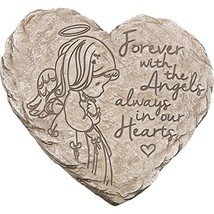 Precious Moments Angel Memorial Garden Stone - $19.45