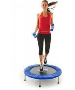 Pure Fun 38' Exercise Trampoline - Blue - $55.39