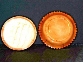 Stoneware Cherry Pie Keep Baking Dish with Decorative Lid AA19-1457 image 3
