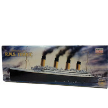 Vintage R.M.S. TITANIC in 1/350th Scale Model Kit  by Minicraft Complete... - $79.43