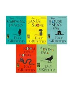 DR. RUTH GALLOWAY Mystery Series by Elly Griffiths LARGE TRADE PAPERBACK... - $63.99