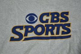 Vintage TV Television Viacom CBS Sports Spell-Out T-Shirt XXL Lofteez 90... - $16.79