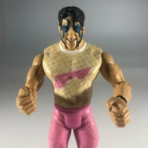 WWE JAKKS Pacific Rico Constantino Wrestling Action Figure Vintage 2003 - $14.84