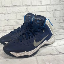 Nike Womens Zoom Hyperquickness Basketball Sneakers Blue 599515-401  Siz... - $20.48