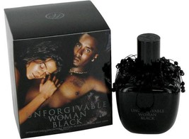 Sean John Unforgivable Woman black Perfume 2.5 Oz Eau De Parfum Spray image 2