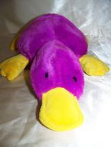 TY Beanie Buddy - Patti the Platypus - $4.32