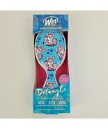 The Wet Brush Mini Detangler IntelliFlex Hair Brush, Pink Spring Chick's... - $4.99