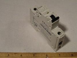 Siemens 5SJ41 Circuit Breaker 4A 1P 277VAC 60VDC Hacr Type 5SJ4104-7HG40 - $8.42