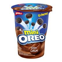 Oreo Mini Cookies Sandwich Chocolate 67g.(Pack of 3) - $40.00