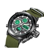 Big Face Sports Watch for Men, Waterproof Watch,Military Multifunction L... - $44.05