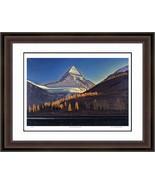 "Rockwell Kent ""Mount Assiniboine"" Hudson River School Print - Limited Ed... - $405.00"
