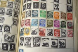 1000 + World Stamps prior 1960 Hitler and more. image 4