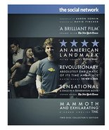 The Social Network (Two-Disc Collector's Edition) [Blu-ray] - $2.95