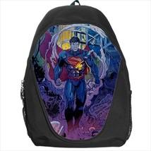 backpack school bag  superman - $39.79