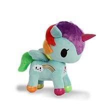 Aurora Tokidoki Pixie Plush Rainbow Unicorn - $10.85