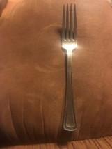 Albert Pick & Co. Chicago  Silver Plate Dinner Fork.  - $16.83