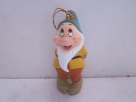 Disney President Edition Bashful Christmas Ornament Gift To Snow White - $9.99