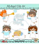 My Angel Clip Art - $1.35