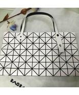 ISSEY MIYAKE Baobao Tote bag ROCK series White New unused - $615.99