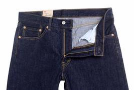 NEW LEVI'S STRAUSS 505 MEN'S ORIGINAL STRAIGHT LEG INDIGO JEAN PANTS 505-0216 image 3