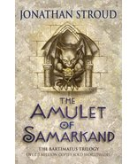 The Amulet of Samarkand (The Bartimaeus Trilogy, Book 1) Stroud, Jonathan - $7.91