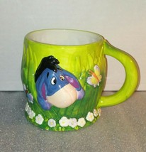 BUY 1,1 FREE (READ) Disney China Eeyore 3D Mug / Winnie the Pooh - $33.65
