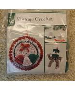 Crochet Craft VIntage Crochet Kit from Herrschners - $8.00