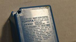 09 Toyota Avalon DCR Keyless Entry Door Control Receiver Module 89740-07070 image 5