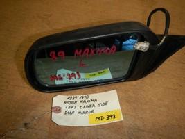 1989-1990 Nissan Maxima Left Side Door Mirror (MI-393) - $18.81