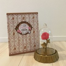 Disney Store Beauty and the Beast Rose Light Bell Be our Guest Ladies  - $94.05