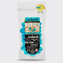 Makedo SCRU ADD-ON 040 Reusable Pieces of Cardboard Construction Tools for Kids - $14.99