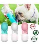 Water Bottle For Small Large Dogs Portable Dog Travel Puppy Cat Pet Drin... - $12.02+