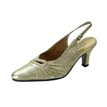 FLORAL Beryl Women's Wide Width Pointed-Toe Dress Slingback Shoes - $34.95