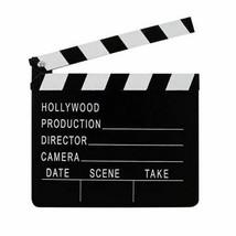 Hollywood Clapper Board - $5.54