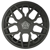 4 G46 Mizu 22 Inch Matte Black Rims Fits Ford Explorer 2002 - 2018 - $949.99