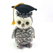 Smart The Owl Class of 2001 Retired Ty Beanie Baby MWMT Collectible New - $5.89