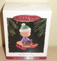 1995 Hallmark Ornament New in Box ~ Peanuts Gang, Linus - $5.89