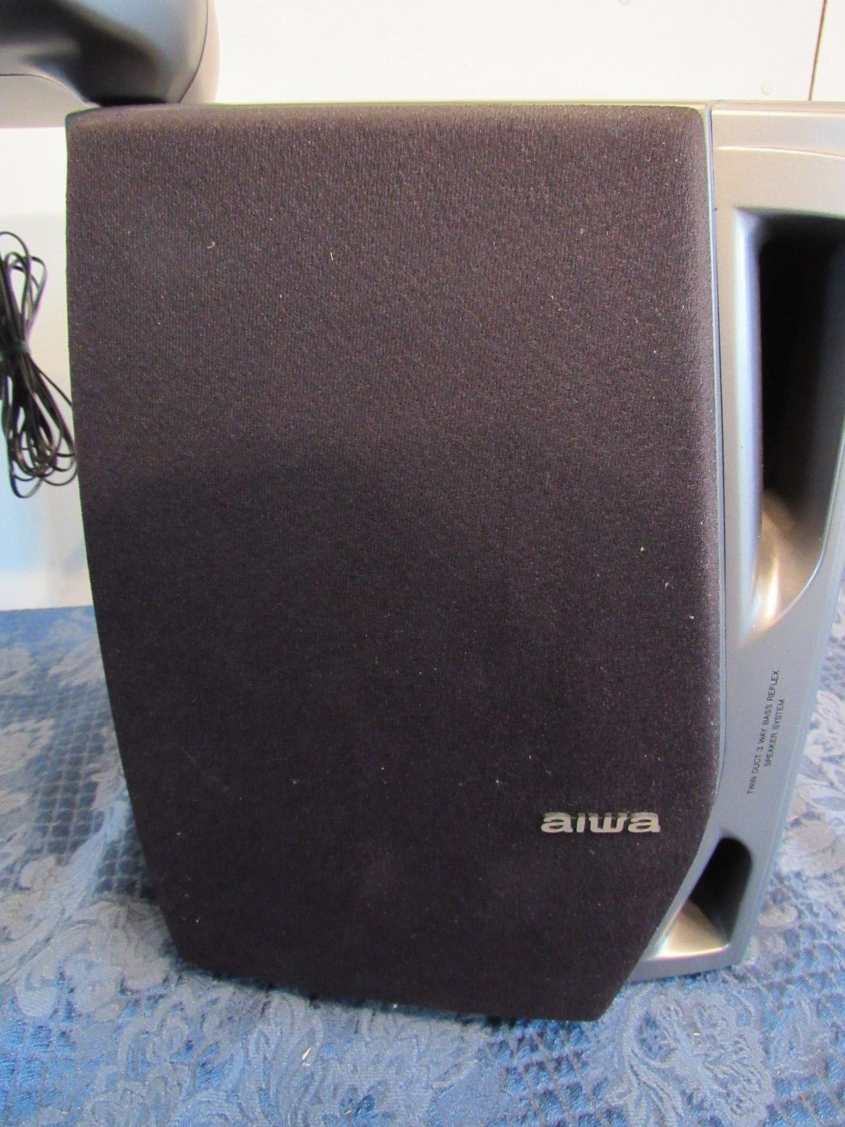 AIWA SX-NA74 SX C400 Speakers Lot Tested