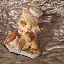 """Friendship figurine, Jody's Dream Keepers by Royal Doulton, 1998, """"of all the tr image 5"""